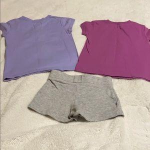 Disney & Carters Other - Toddler Tees & Shorts. EUC